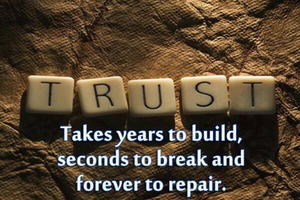 Quotes About Trust: Trust…Do You Trust?