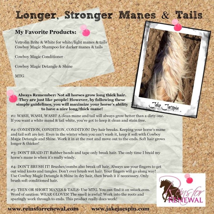 Manes & Tails